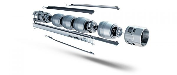 Grundfos SP (Submersible Pump)