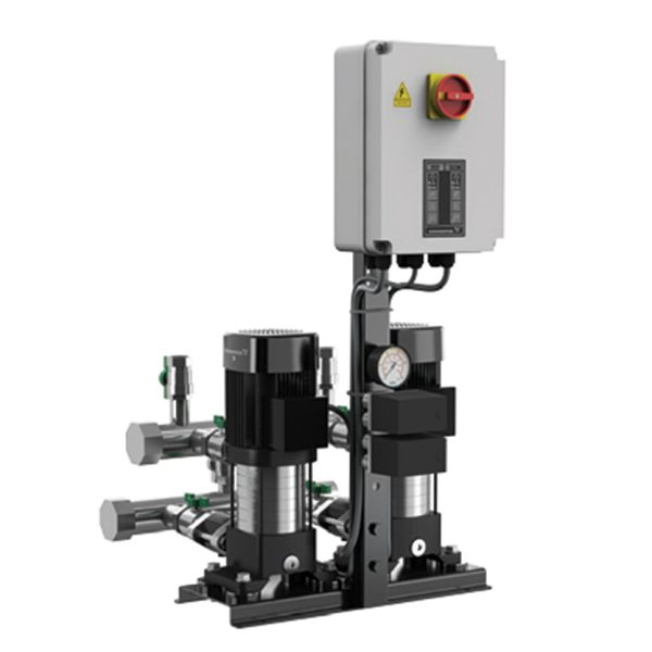 Hydro Multi-S CR And CM PUMPS