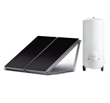 Solar Water Heater 500L