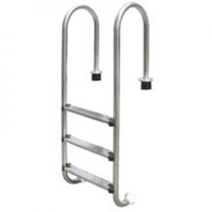 """EMAUX"" STAINLESS STEEL LADDERS 304 FOR CHLORINE POOL"