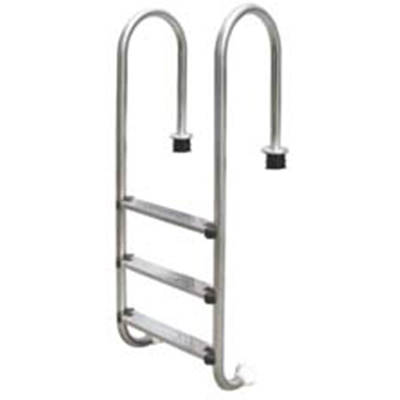 """""""EMAUX"""" STAINLESS STEEL LADDERS 304 FOR CHLORINE POOL"""