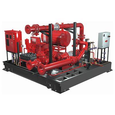 Fire System 3